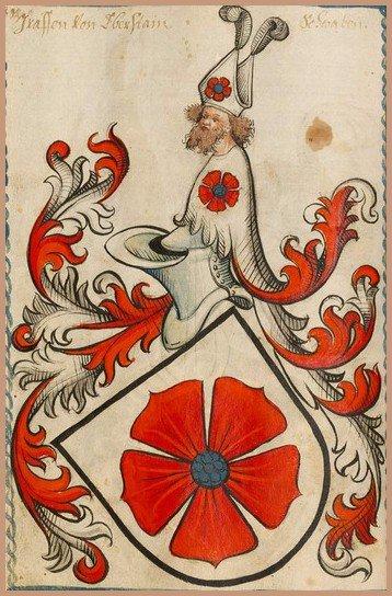 Robert de Thourotte (1240-1246) et le denier (Dgs 461, Chestret 186) atelier de Liège