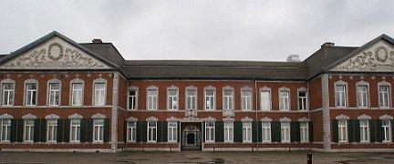 Sede vacante 1744 et l'escalin (Dgs 1157, Chestret 678) atelier de Liège