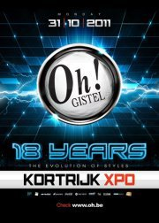 18 Years The Oh!