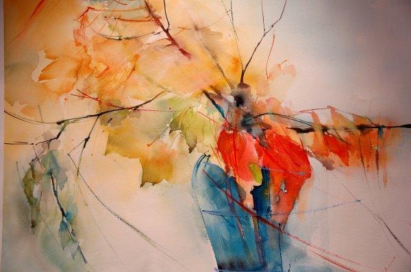 Aquarelle de Philippe AUDRIT