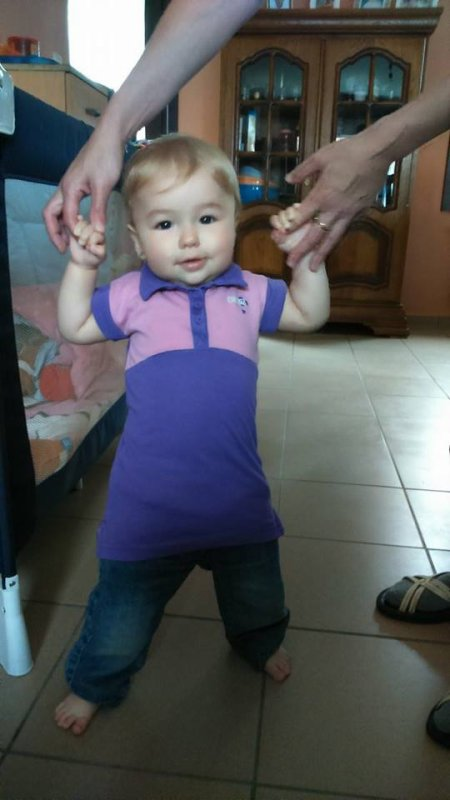 Ma fille Anaïs