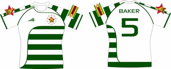 LE XV du ZIMBABWE