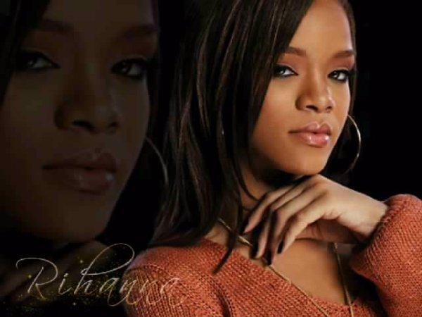 Rihanna mon idole