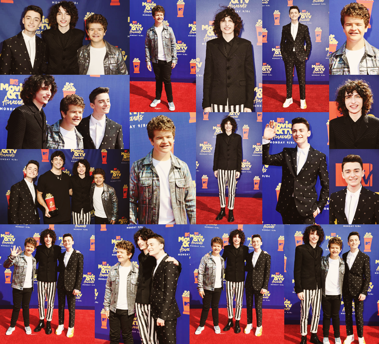 MTV Movie and TV Awards. (2019)