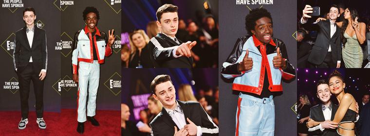 People's Choice Awards 2019.