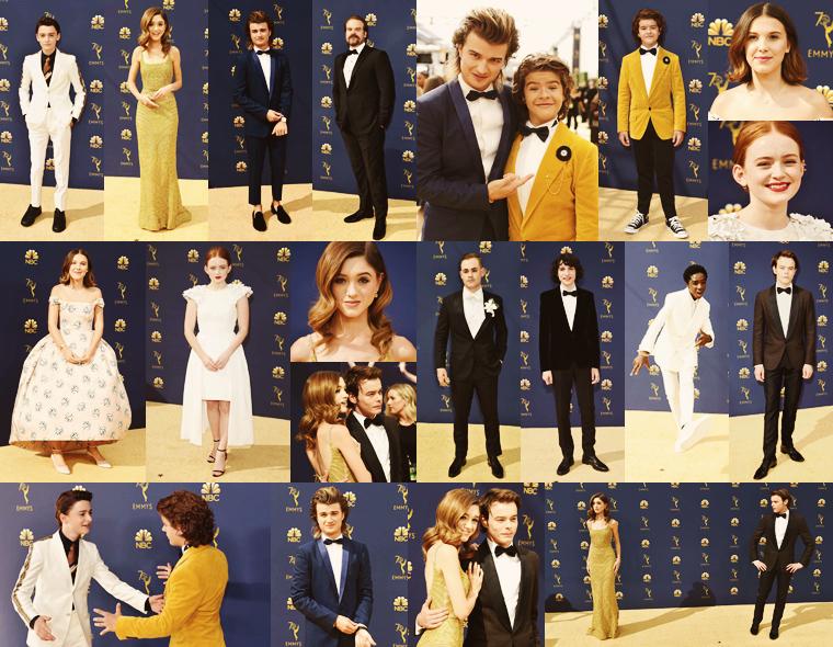 70e cérémonie des Primetime Emmy Awards. (2018)