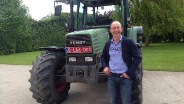 tracteur forestier immatriculation