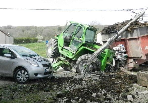 Articles de tracteuragricole2012 tagg s poteau lectrique tract - Panne edf qui contacter ...