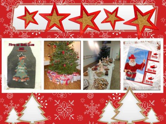 Fête de Noël du Club: 18 Décembre 2013