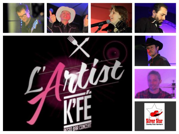 Après-Midi L'Artist K'Fé à Furdenheim, Dimanche 22 Novembre 2015