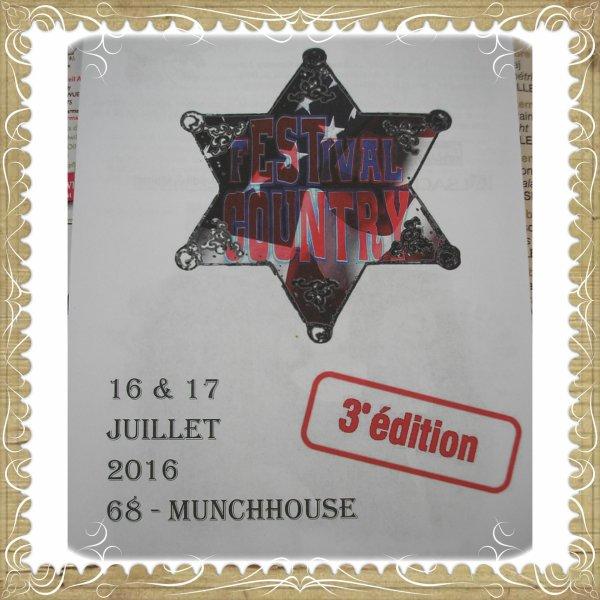 Festival Munchhouse 16 et 17 Juillet 2016