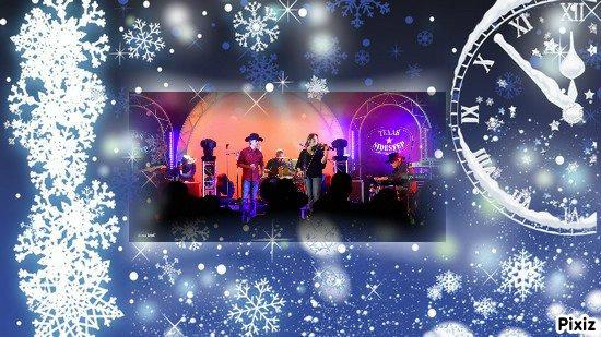 Soirée Nouvel An à Ingenheim