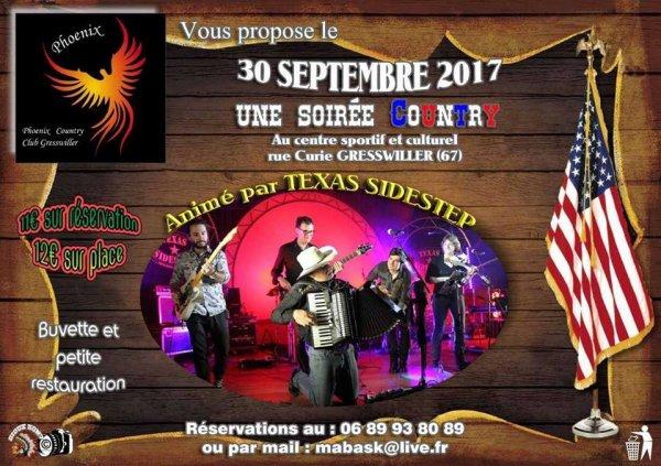 Soirée Gresswiller 30 Septembre 2017