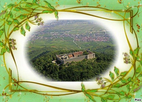 Sortie de Fin d'Année : Château du Hohlandsbourg ( 68 )