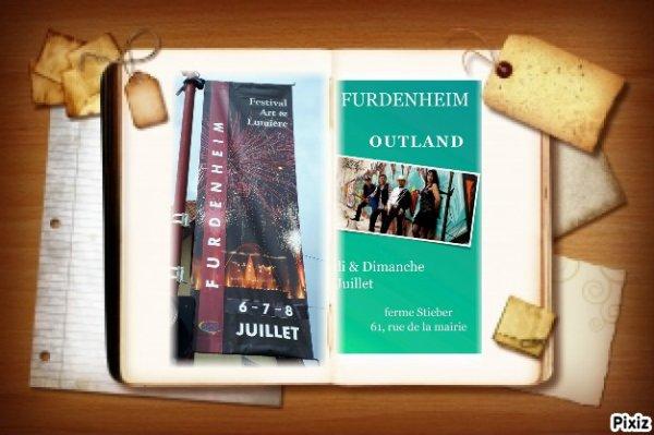 Week-End Furdenheim - Dimanche 08 Juillet 2018
