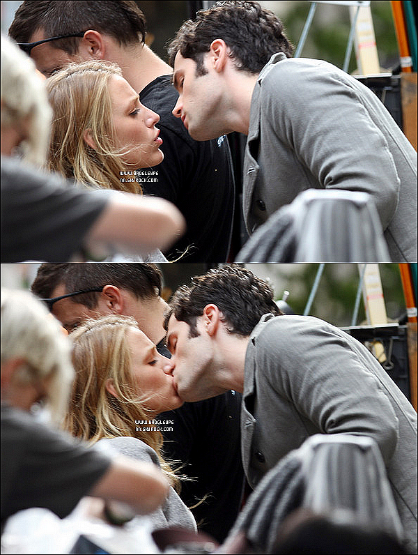 *Penn à l'édition spécial de lunettes « Persol » et « Sunglass Hut » de Steve Mcqueen le 23 sept' 2010.Ensuite, Penn était encore sur le set de Gossip Girl avec sa girl - friend Blake. Derena c'est reparti  ?*