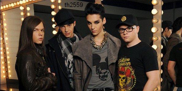 Tokio Hotel : Bill Kaulitz et le groupe sont impopulaires en Allemagne.