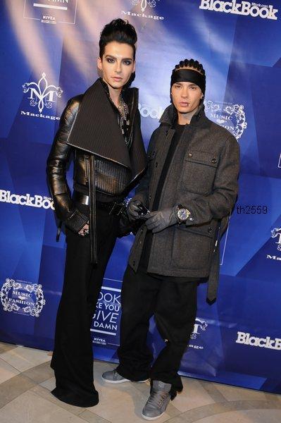 13.02.2011- NIVEA For Men Grammy Aftershowparty, Beverly Hills (USA).