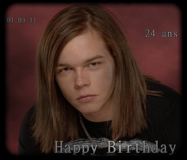 Happy Birthday Georg !!!! (l)