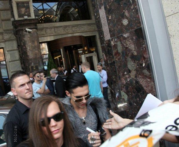 03.06.2011 - A l'hôtel (Moscou, Russie)