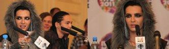 03.06.2011 - Conférence de presse avec Tokio Hotel.