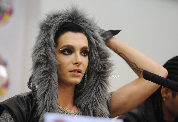 03.06.2011 - Conférence de presse, Moscou (Russie)