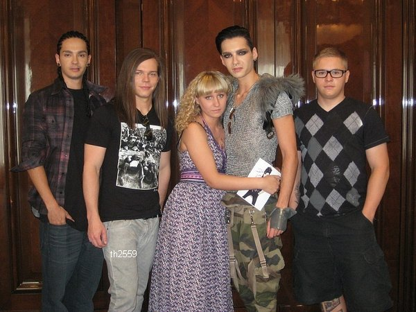 03.06.2011 - Meet & Greet, Moscou.