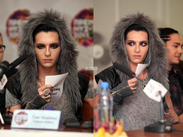 03.06.2011 - Conférence de presse, Moscou (Russie).