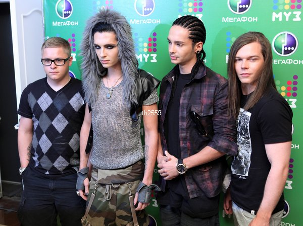 Tokio Hotel touche 500 000 euros pour une performance de 10 minutes.