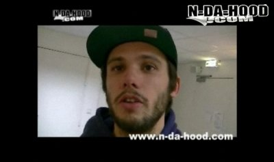 Orelsan interview N-DA-HOOD