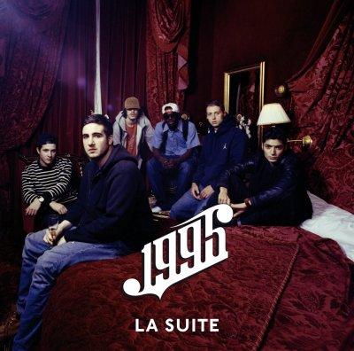 Cover + Tracklist : 1995 - La Suite