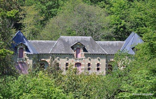 le magnifique Chateau de Juzet