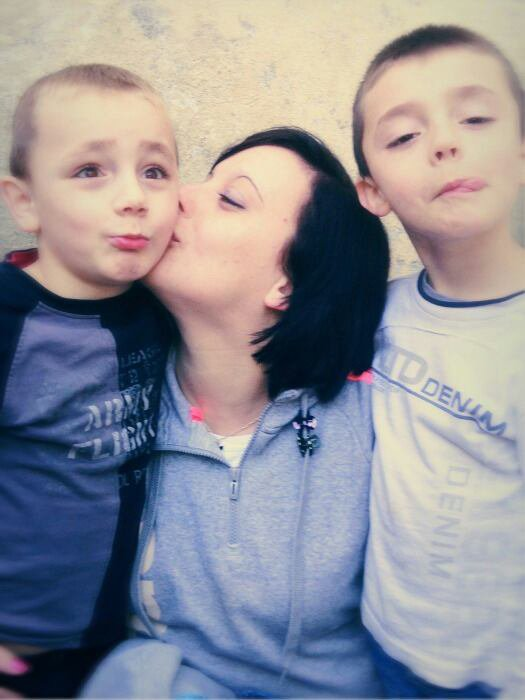 Moi mon frère et maman