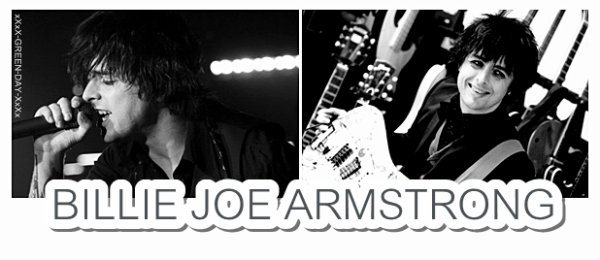 Biographie de Billie Joe Armstrong