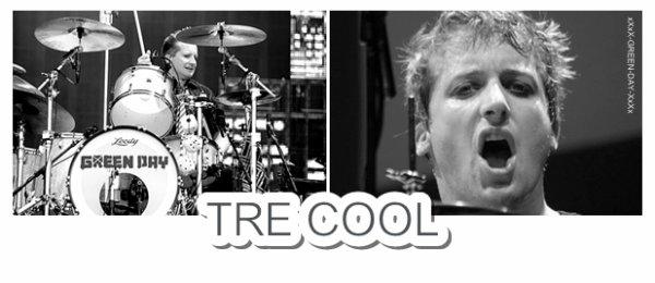 Biographie de Tre Cool