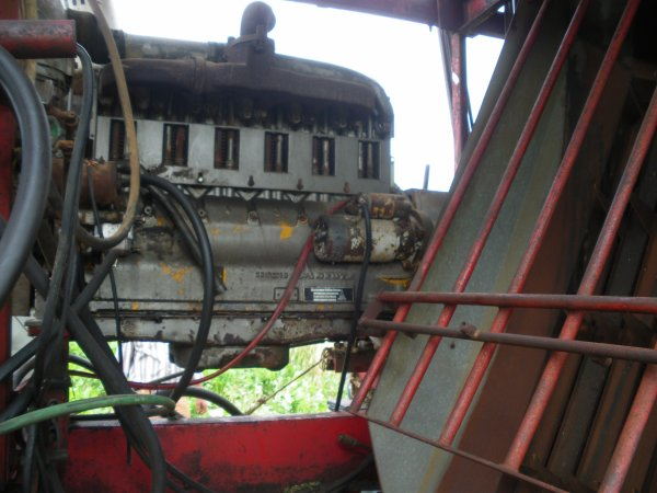 moteur 6 cyl deutz