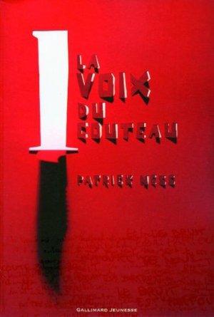 La voix du couteau - Patrick Ness