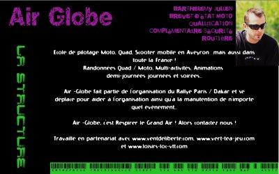 structure air globe