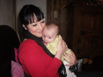 ma filleul et moi