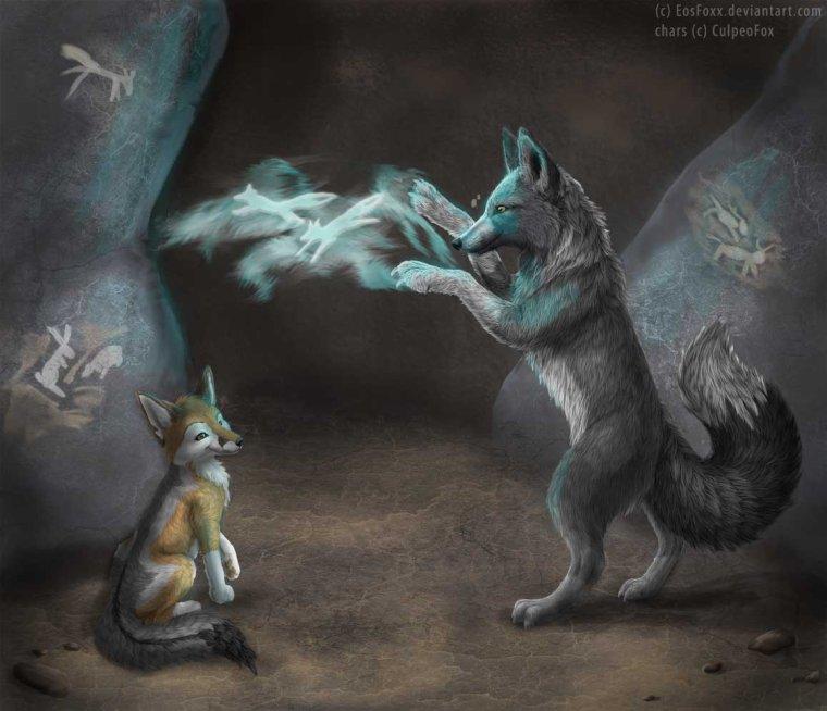 La Malédiction du Loup - 4. L'Accueil Chaleureux du Canada
