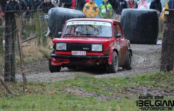 Rallye des cretes 2012