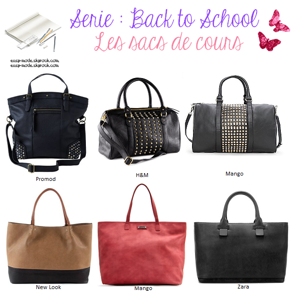 Serie Back to school #1