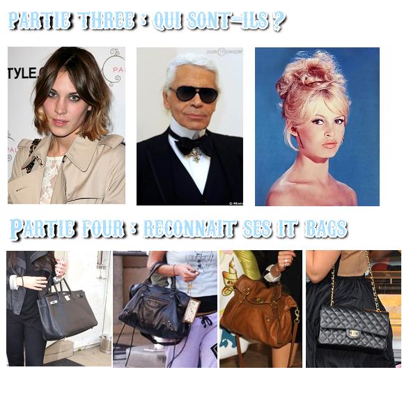 quizz fashion