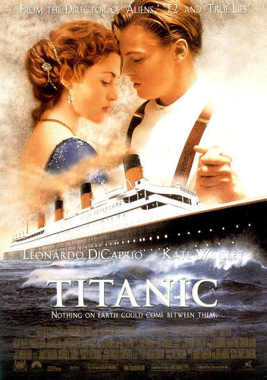 Emission n°1 : Titanic • Le film