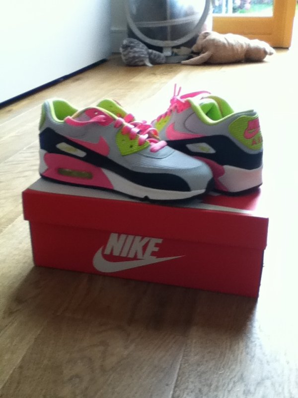 Mes new chaussures