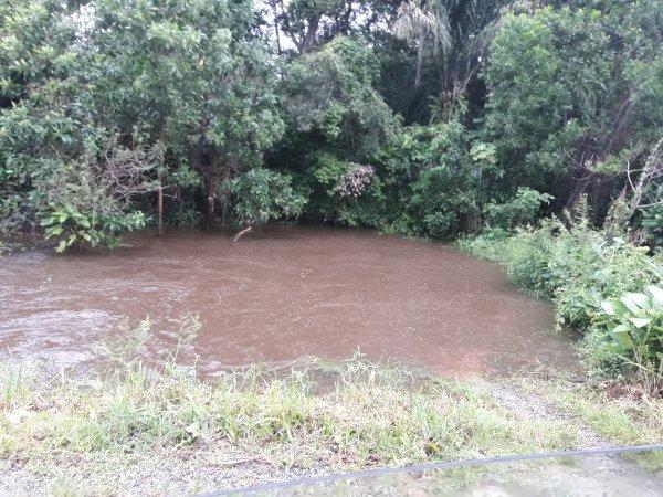 Pk sous la pluie inondation