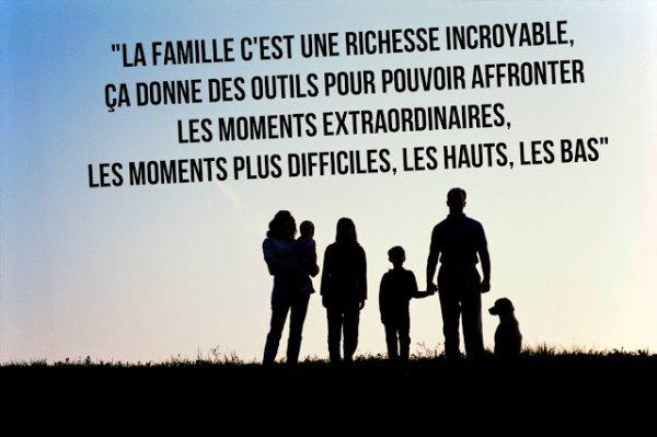 la Vraie Famille