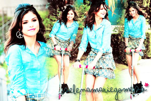 Bienvenue sur SelenaMarieGomesz .