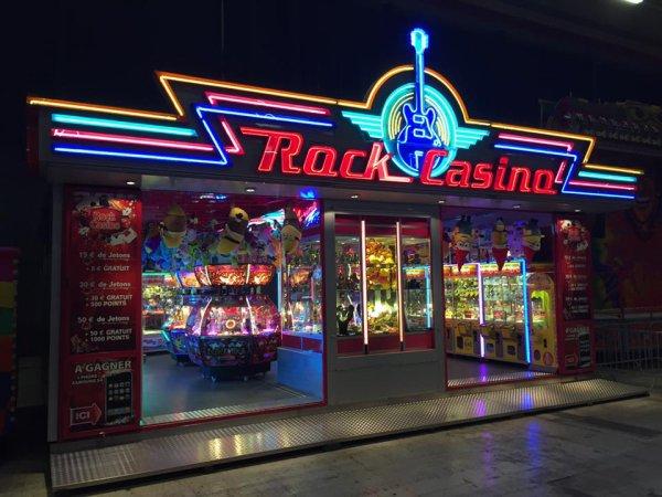JE VOUS CONSEIL rack casino