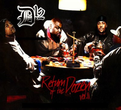 D12 - Return Of The Dozen Vol. 2 - pochette et tracklist